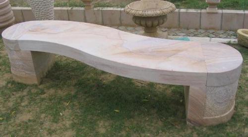 Sandstone Bench