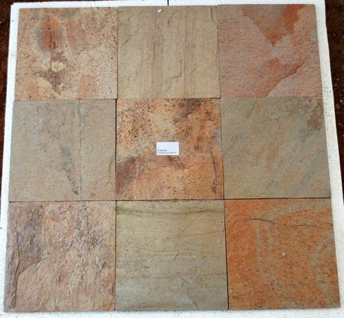 Copper Natural Slate Stone