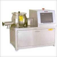 PLC Rapid Mixer Granulator