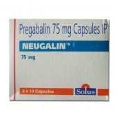 MAXGALIN 75 - PREGABALIN