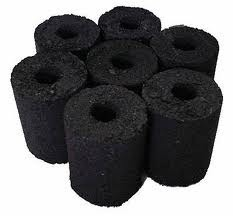 Industrial Use Coconut Charcoal Briquettes