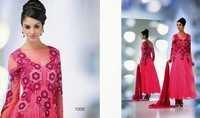 Designer Pink Anarkali