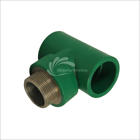 PPR Pipe Threaded Fittings