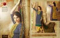Semi Formal Salwar kameez