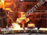 Ingot Making Steel Plant