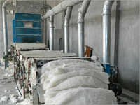 Cotton Fabric Waste Opening Machine