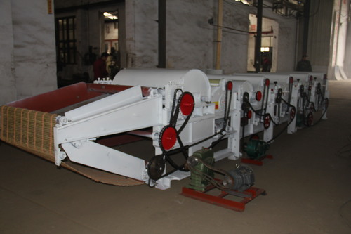 Cotton Hard Waste Opening Machine