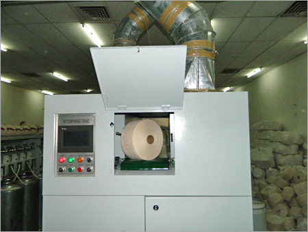 Open End Rotor Spinning Machine