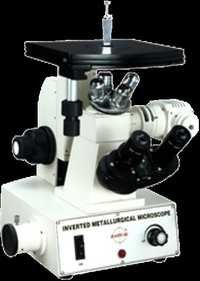 Inverted Metallurgical Microscope  A