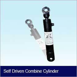 Abrasive Cylinder