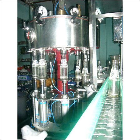 Soda Soft Drink Plant