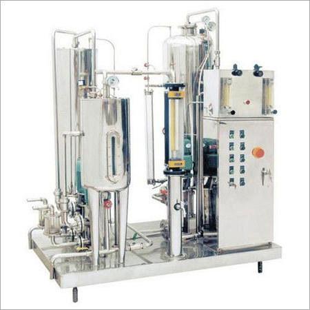 Soda Water Making Plant