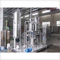 Industrial Soda Water Plant