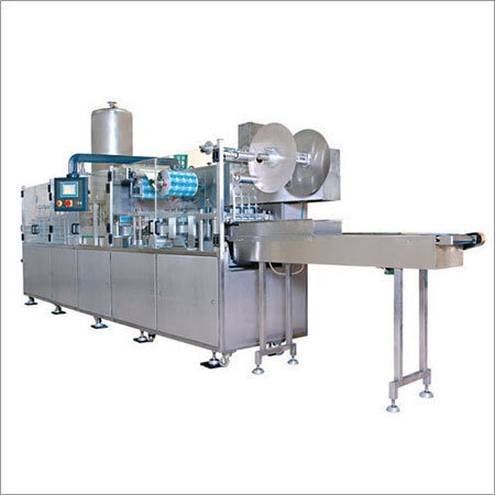 Industrial Glass Packing Machine