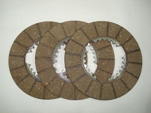 3 Wheeler Clutch Plates