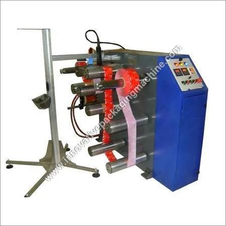 Cuidar la máquina el rebobinar