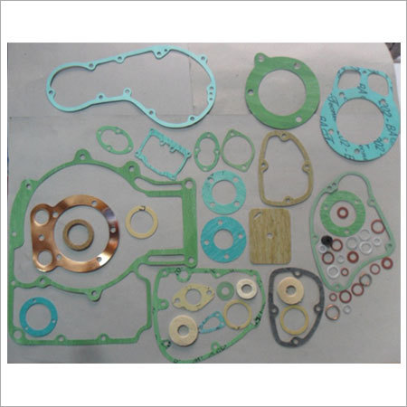 Three Wheeler Silicone Gaskets