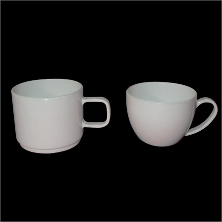 Unbreakable Polycarbonate Cups & saucers
