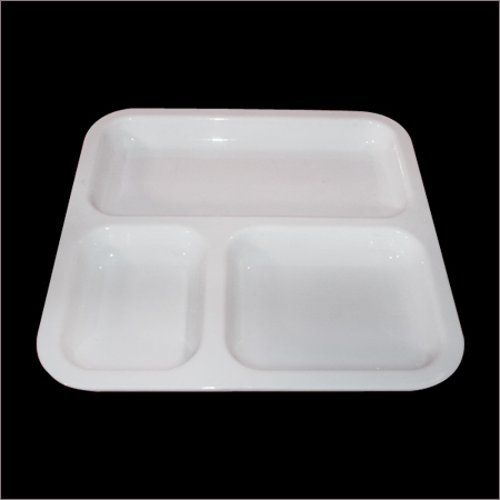 Polycarbonate Snack Plate