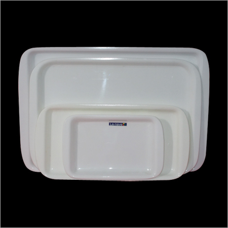 Unbreakable Polycarbonate Compartment Trays