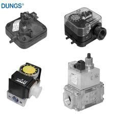 Siemens Dungs Solenoid Valve And Pressure Switch