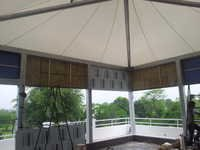 Tensile Fabric Canopy Structures