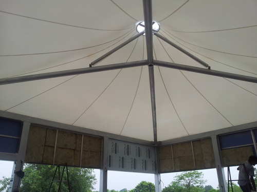 Tensile Fabric Shade Structures
