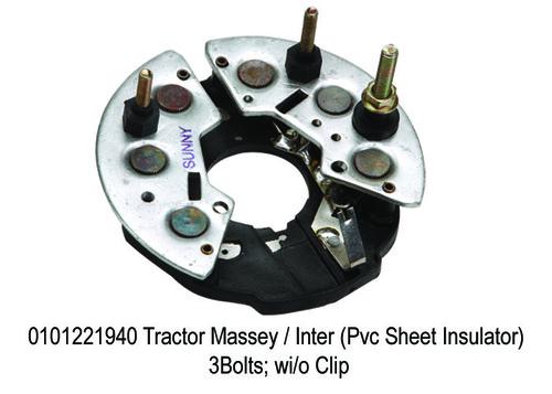 Plate Massey  Inter