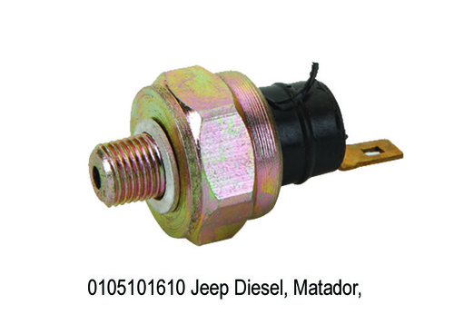 Jeep Diesel, Matador, (Nut Type)