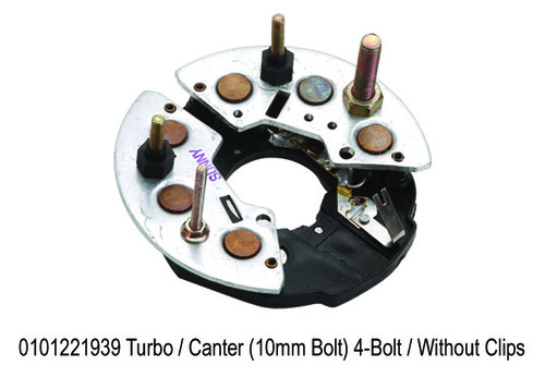 Plate Turbo  Canter