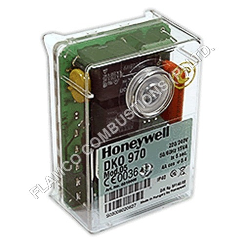 Honeywell Satronic Burner Controls