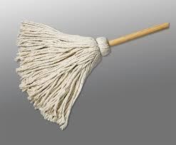 Wooden Mop