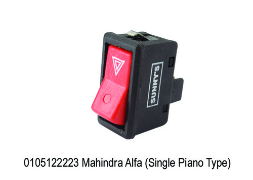 1165 SY 2223 Mahindra Alfa (Single Piano Type)