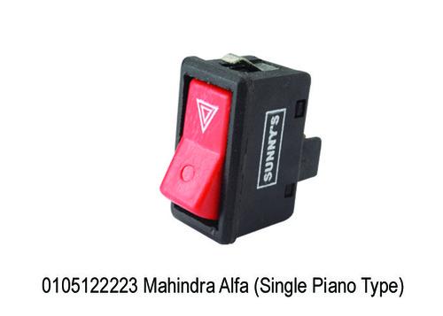 1165 SY 2223 Mahindra Alfa (Single Piano Type)