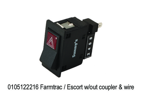 Farmtrac  Escort wout coupler & wire