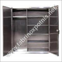 Stainless Steel Wardrobe