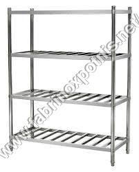 Stainless Steel Cold Room Racks