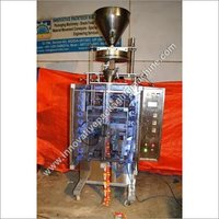 Automatic Collar Type FFS Machine with Cup Filler