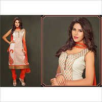 Sleeveless Salwar Kameez