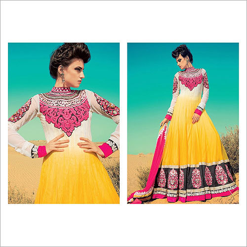 Long Designer Anarkali Suits