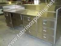 ss galley equipments