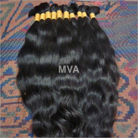 Raw Wavy Temple Hair