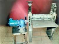 Hand made Paper Calendering Machine