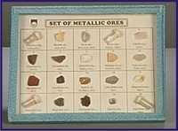 MINERAL COLLECTION-B