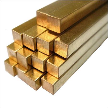 Beryllium Copper Square Bar