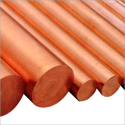 Beryllium Copper Round Rod