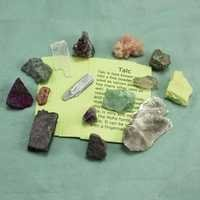 MINERAL COLLECTION -A