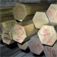 Aluminium Bronze Hex Bar