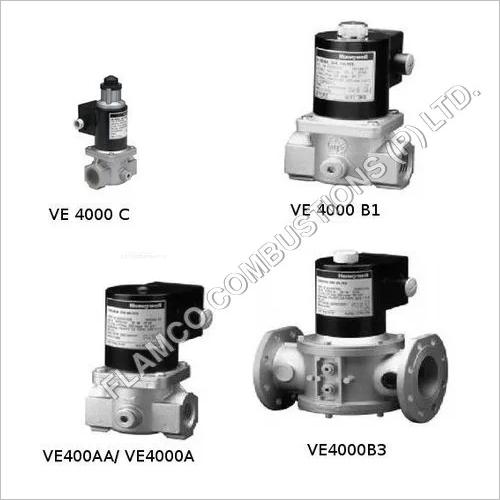 Safety Shutoff Gas valves