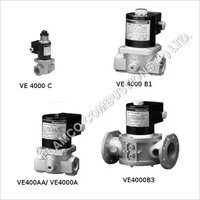 Safety Shutoff Gas valves